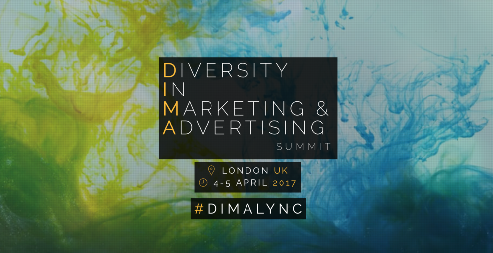 DIMA SUMMIT  EVENT  Located at Channel 4, we joined a panel discussion on our experiences as people of colour in the creative industries with Poorna Bell, Leila Siddiqi, Prisca Moyesa, Indy Selvarajah and Eric M. Ruiz