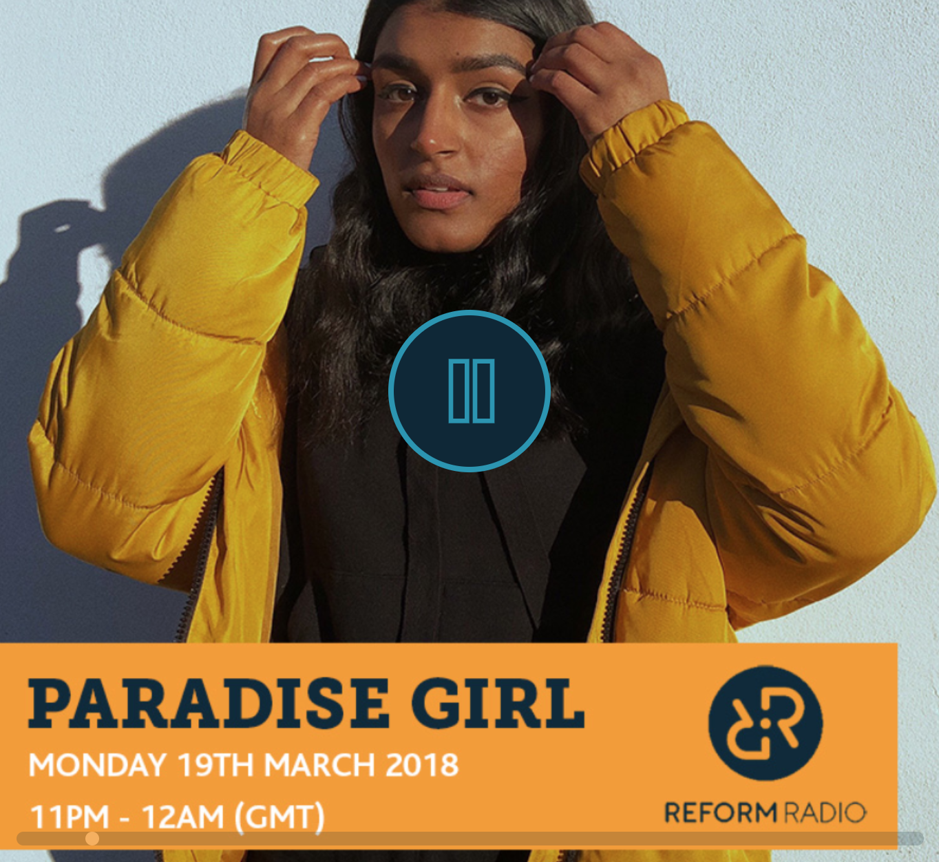 PARADISE GIRL  REFORM RADIO  Our co-founders recently joined our fave Paradise Girl Jasmin Sehra on her monthly radio show giving our top tips for success in the creative industries.