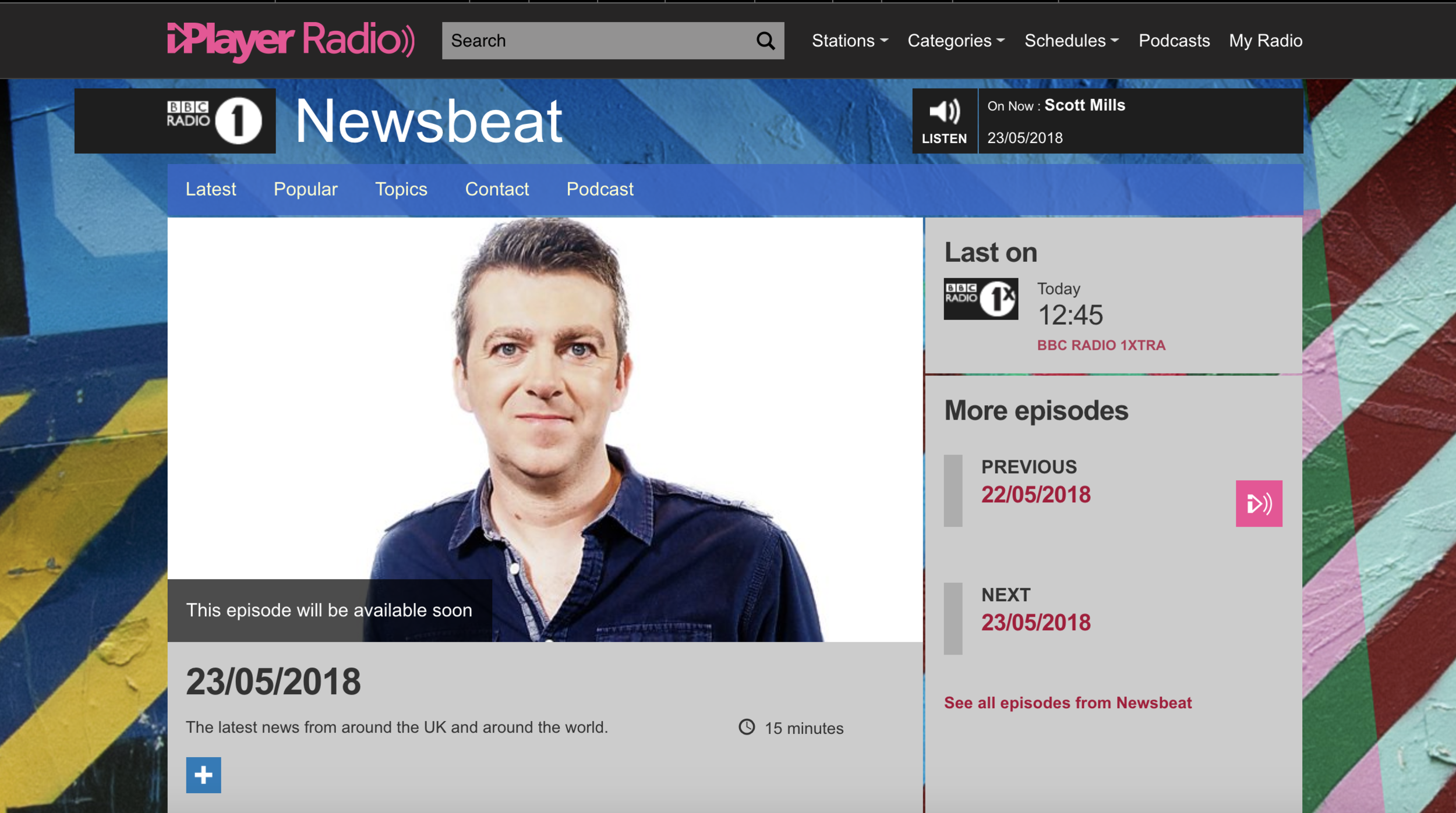 BBC RADIO ONE  RADIO  We joined Bela Shah on Newsbeat to discuss colourism and racism. You can listen in the link below but be quick - it will expire soon!