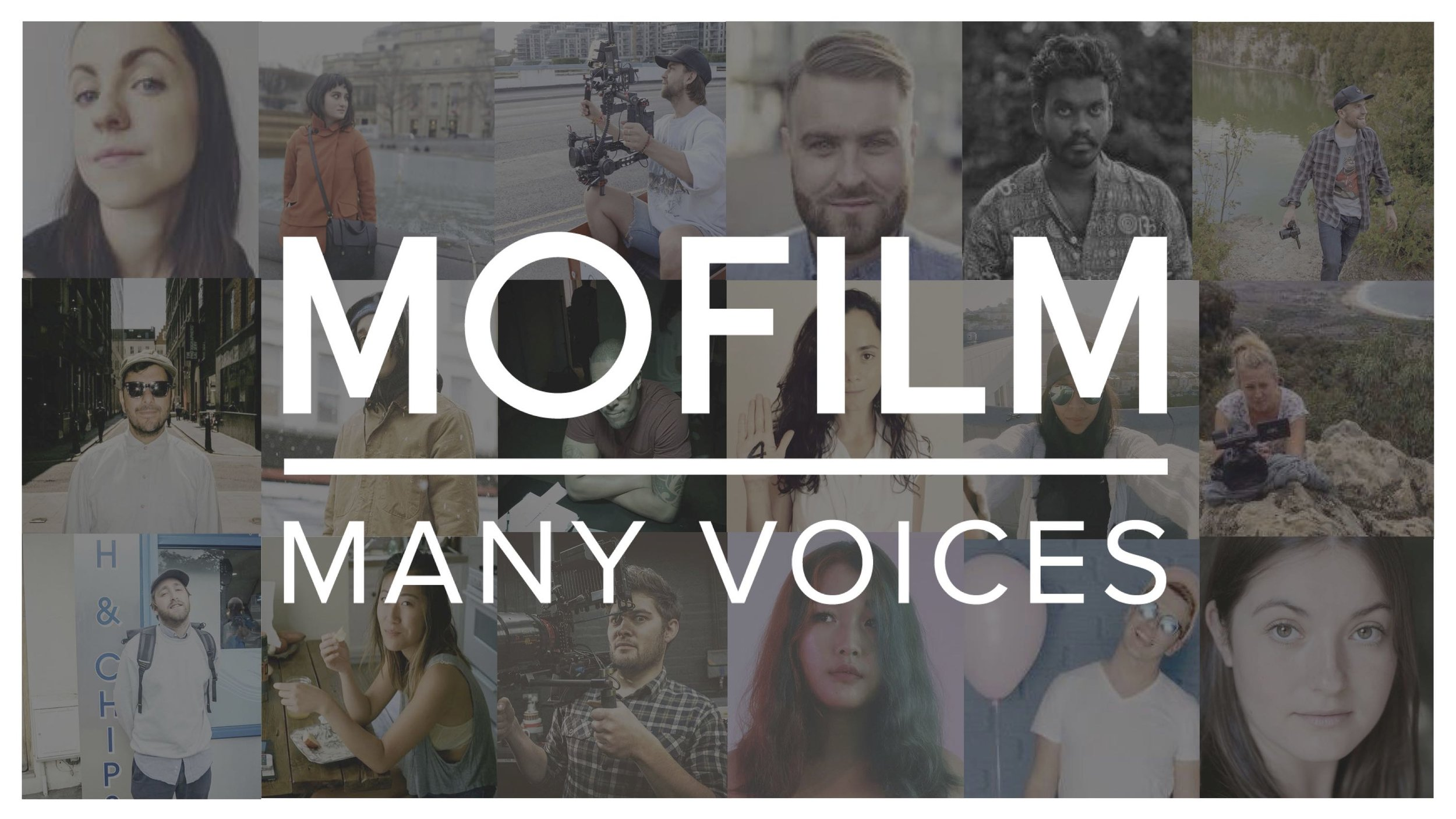 Mofilms MANY VOICES  JUDGING  Our co-founder Roshni joined the judging panel for Mofilm's MANY VOICES initiative, where filmmakers were challenged to send in their pitches for the brief 'Year of the Woman'. Safe to say all the judges were blown away by the entries!