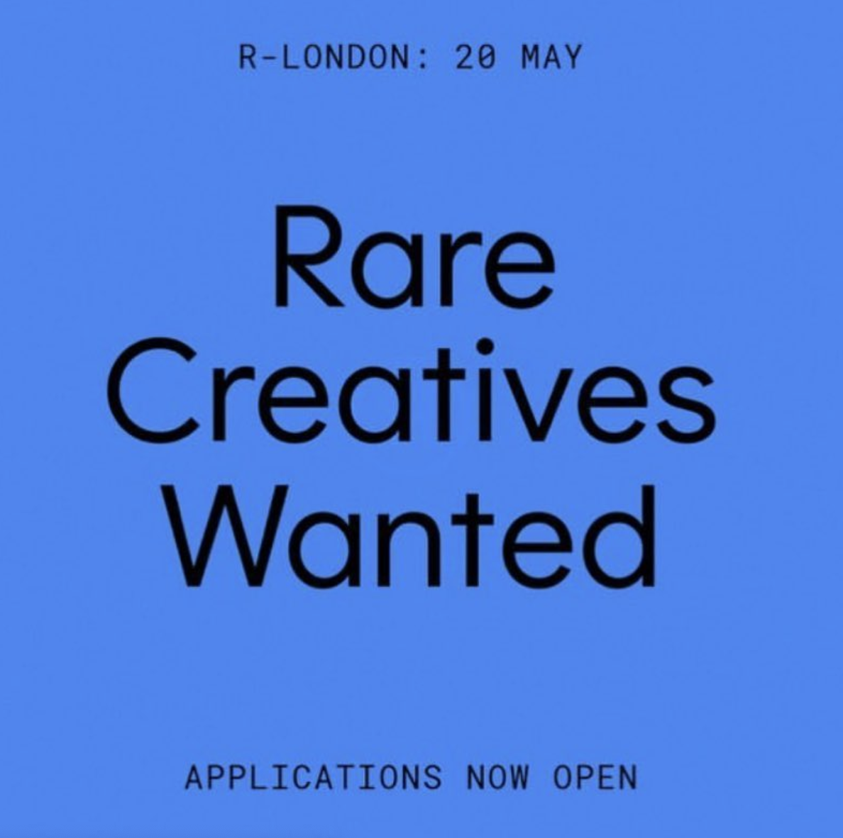 GOOGLE RARE  PARTNERSHIP  Excited to announce that The Other Box has teamed up with Google x Rare London as part of the D&AD festival to give the opportunity to 5 creatives from underrepresented backgrounds full access to D&AD festival.  Apply here.