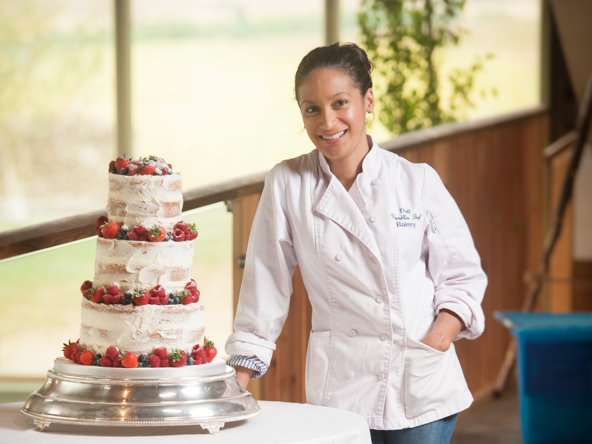 The Vanilla Pod Bakery   Learn more