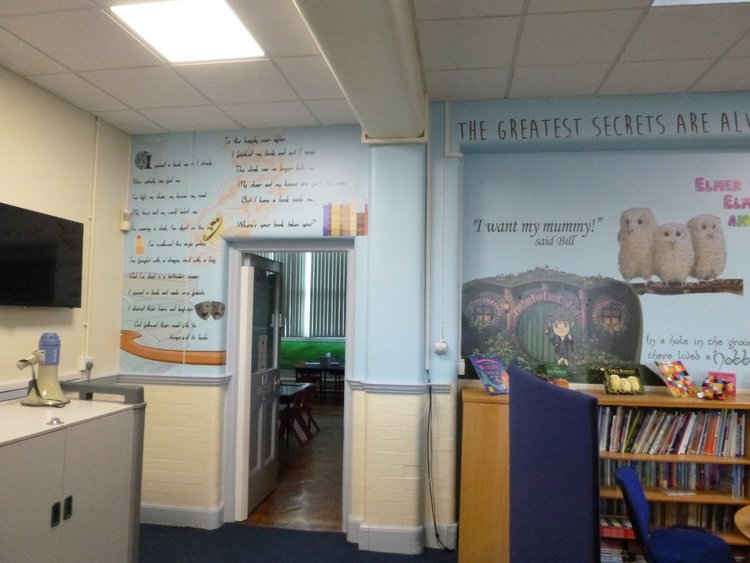 Deafhill Primary wall wrap