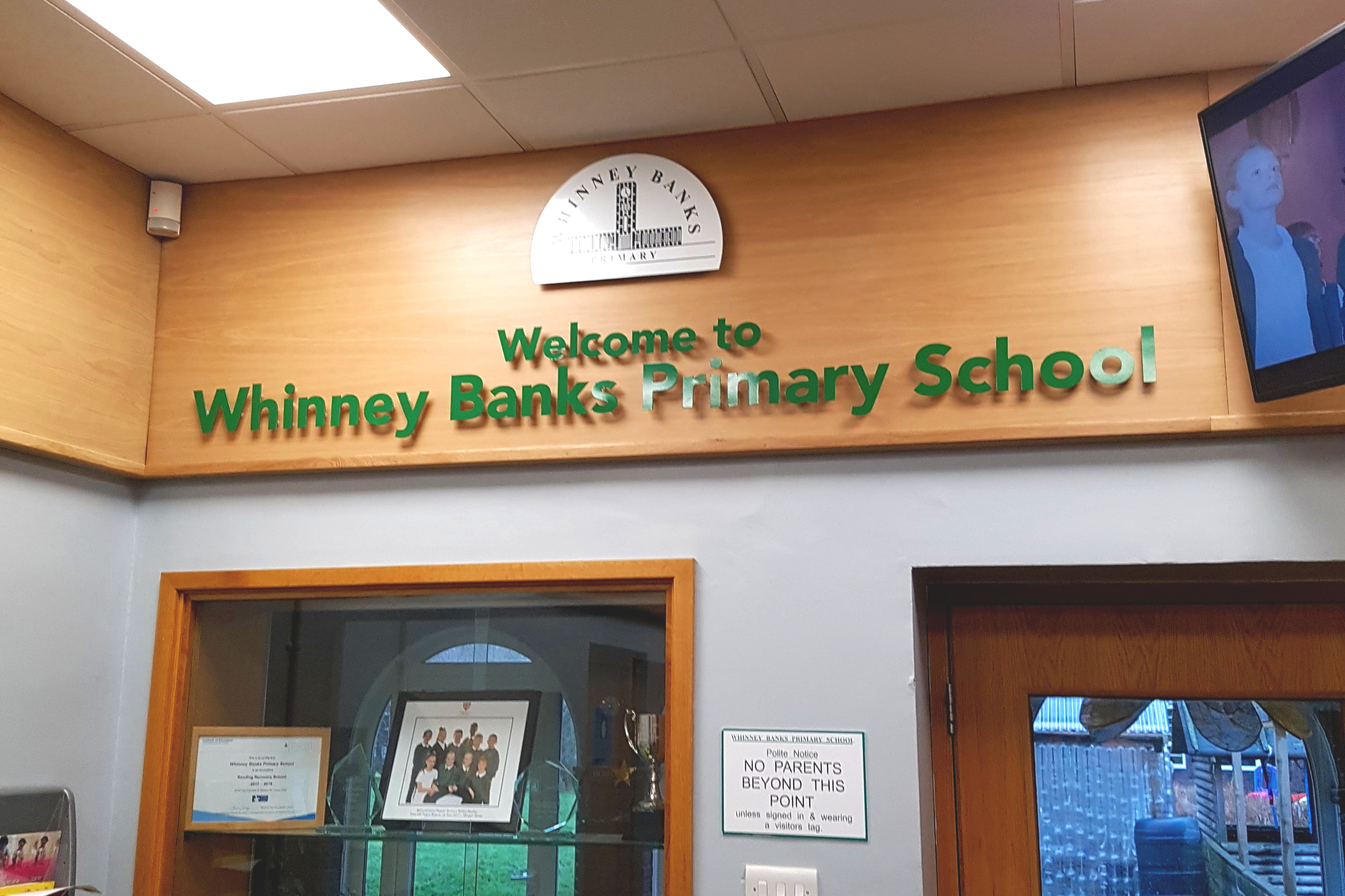 Whinney Banks Primary