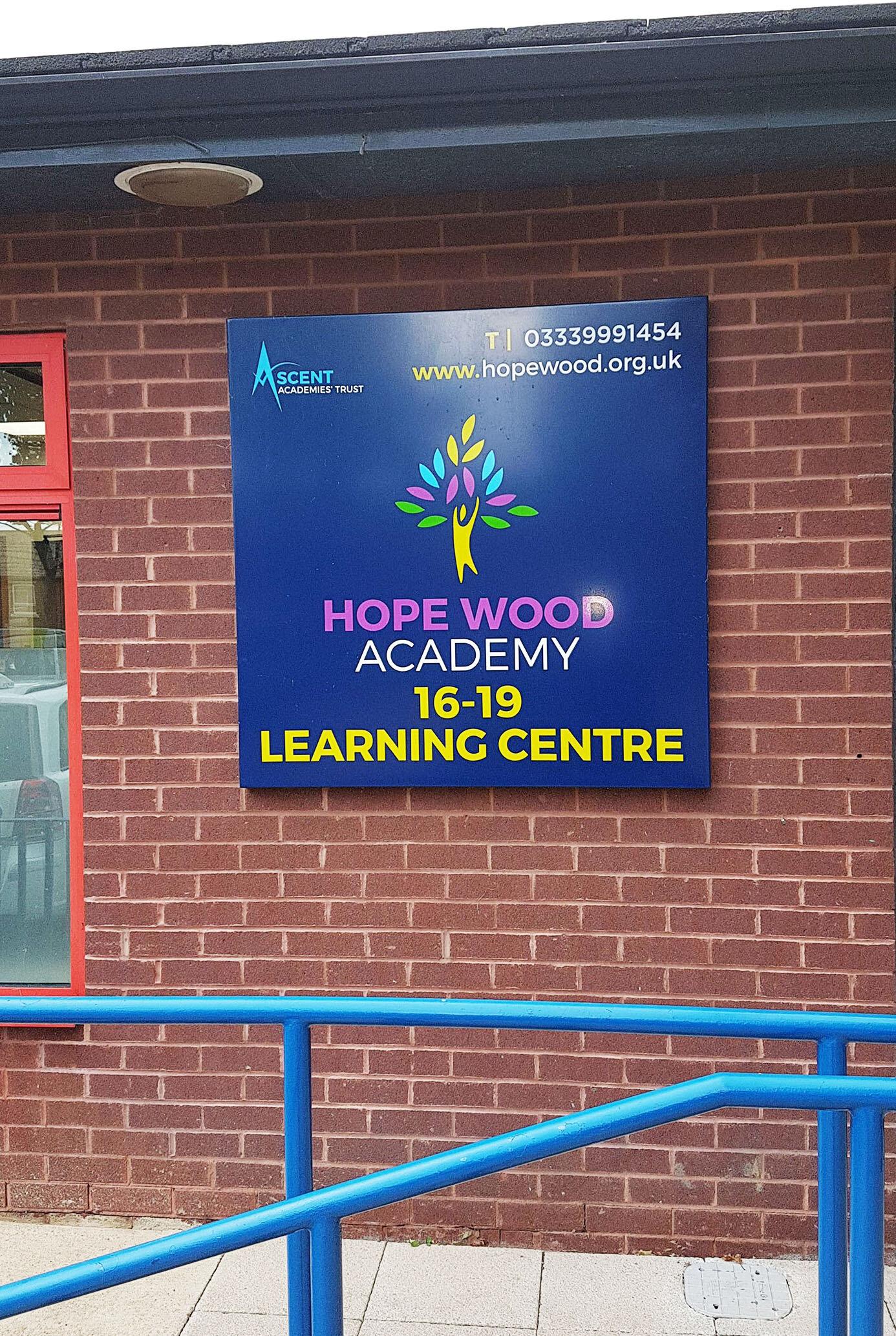 Hope Wood Academy