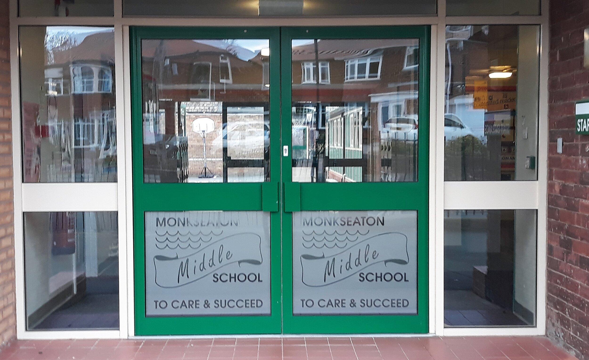 Monkseaton Middle School