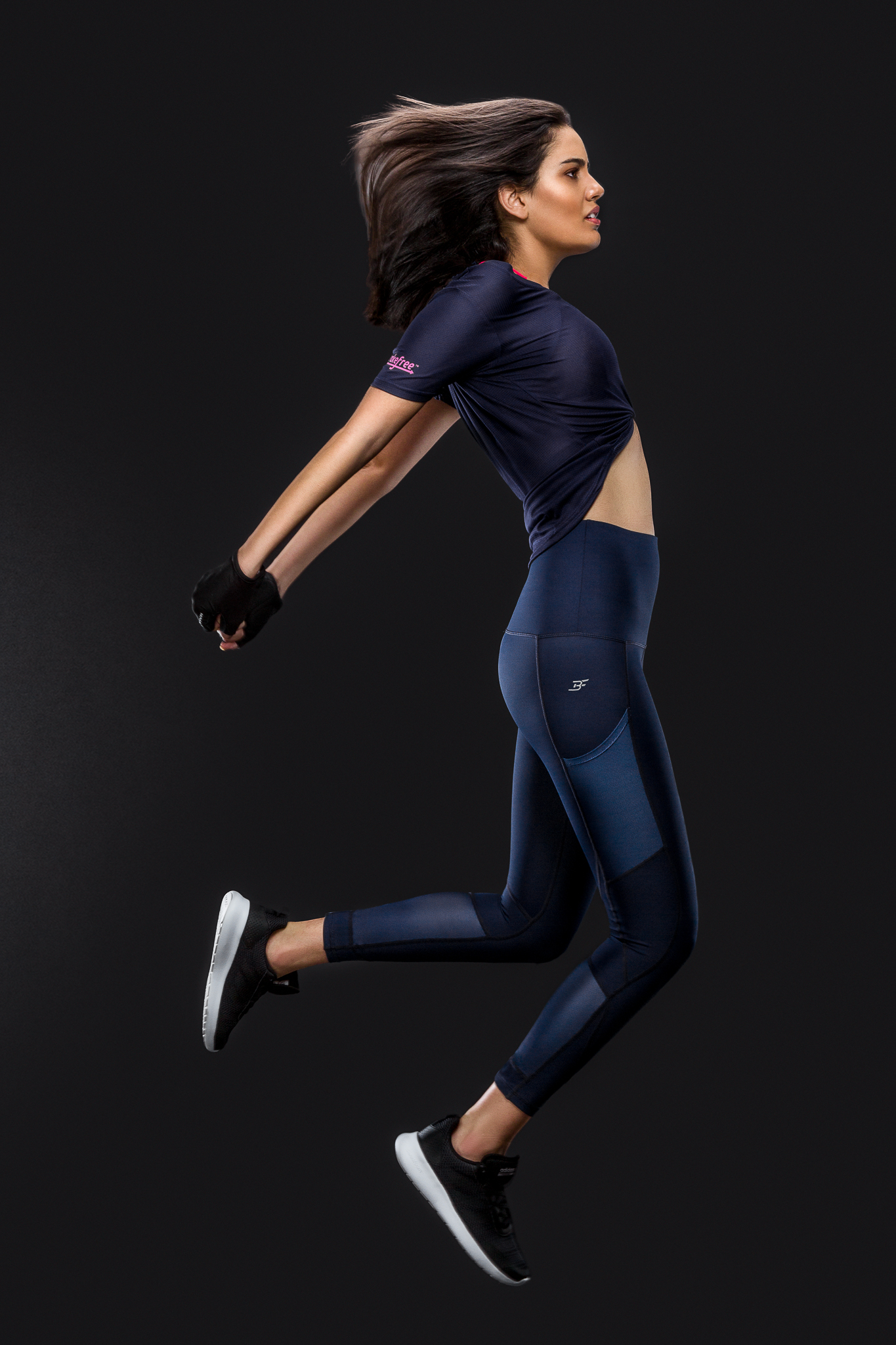 Brakefree - HIGH IMPACT ACTIVE WEAR CAMPAIG