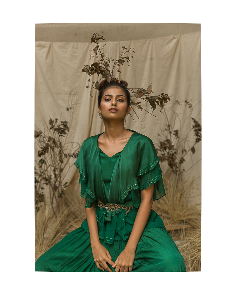 SHRUTI RANKA - COLLECTION | JUNE 2019