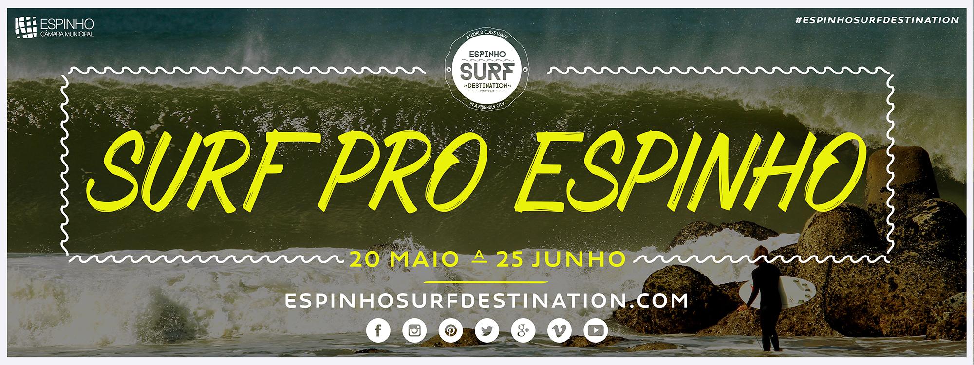 Surf Pro Espinho 2017 :: Espinho Surf Destination ::
