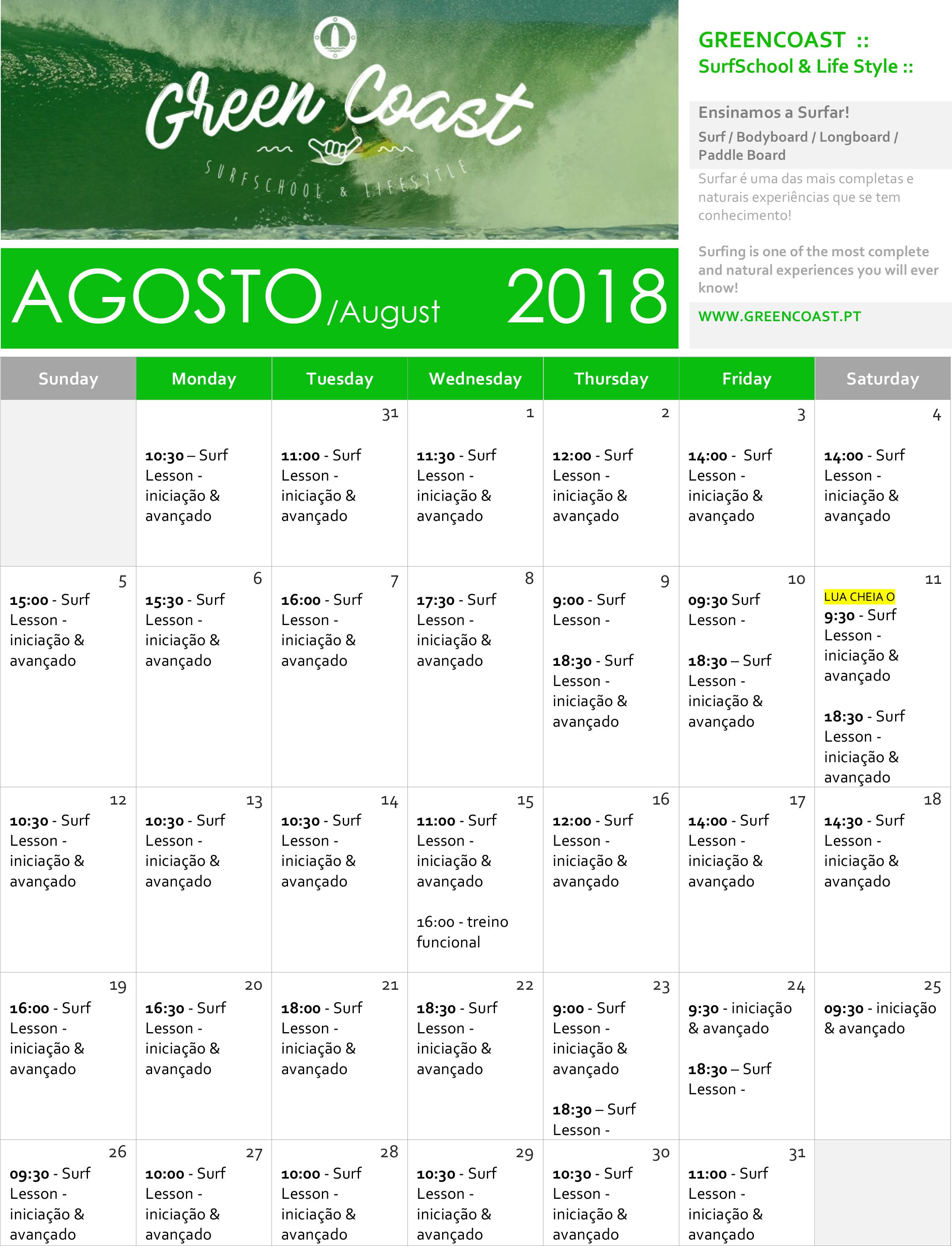 mapaagosto-august-greencoastsurfschool