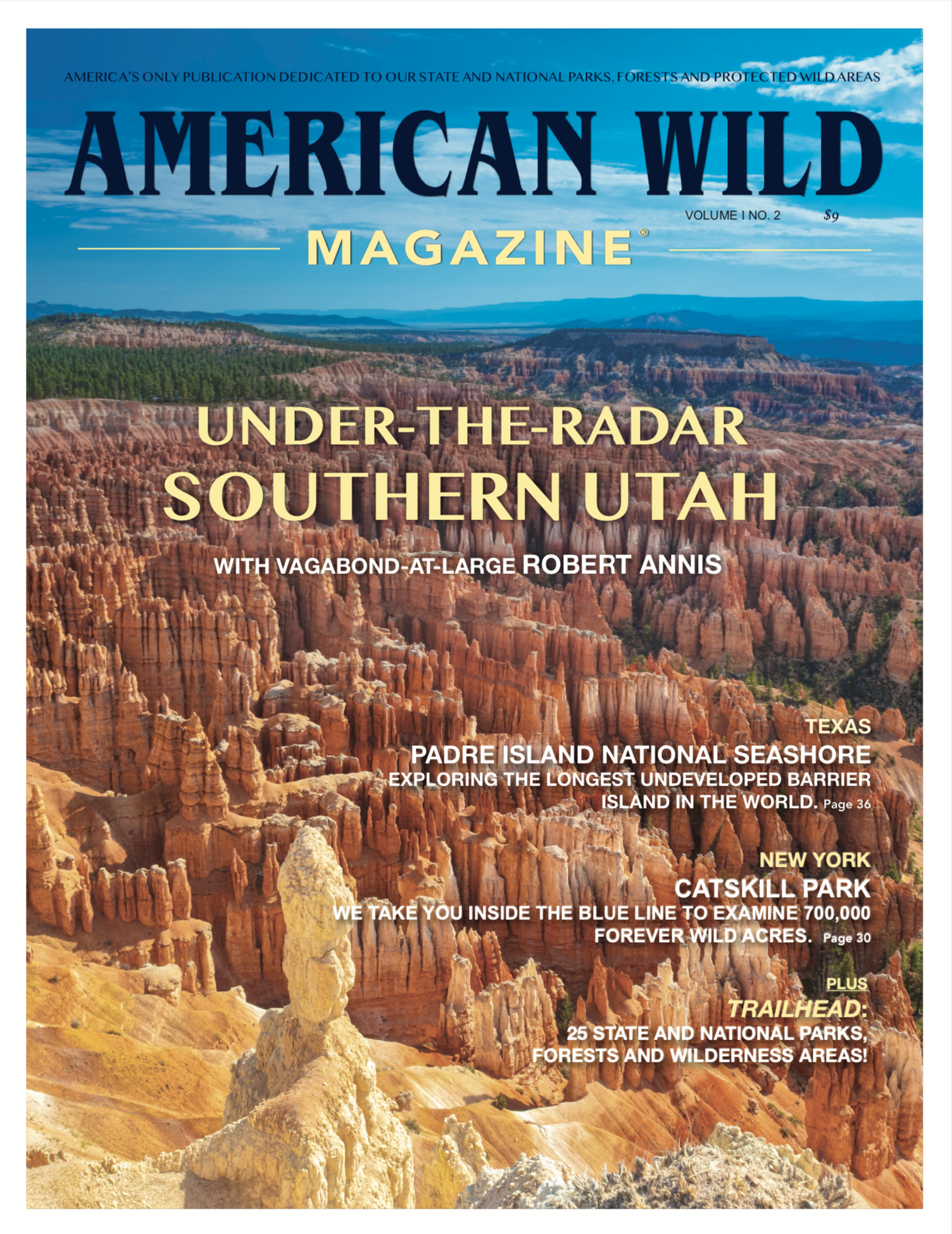 2019 Spring Issue. Click on the cover to access digital and PDF versions of issue.