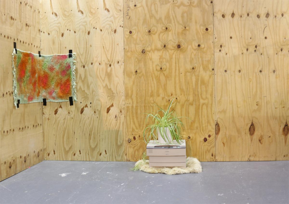 untitled, installation at Unite residency, g39 2017