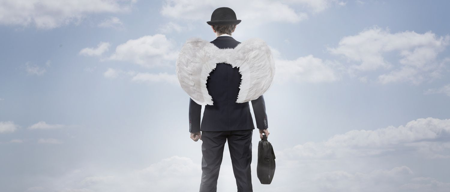 On the subject of Angels - Valuable lessons from a thank you letter