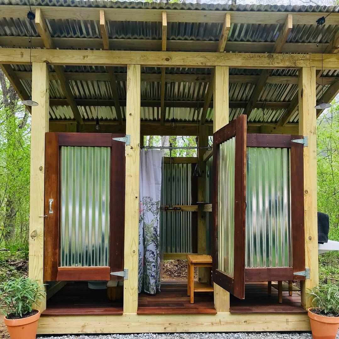 retreat eco-lodge bell tent