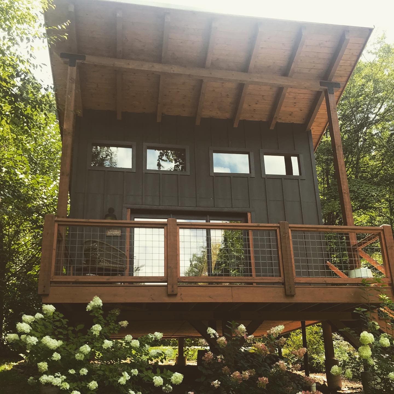 cabin retreat accommodations