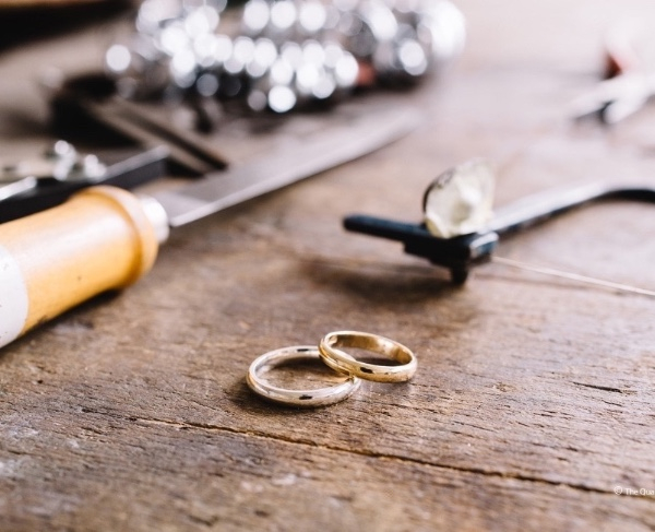 Ring making    Okay, okay — we admit it, we're particular. But when it comes to jewellery we're likely to wear constantly for years, we're good with that. Craft a ring to your precise specifications at the Quarterworkshop. You can even create wedding bands.    More