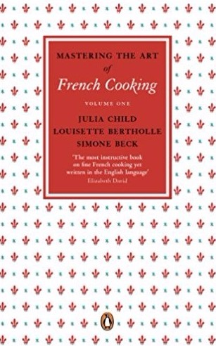 The text that brought French cooking into American homes in the 1960s, and remains a bestseller.