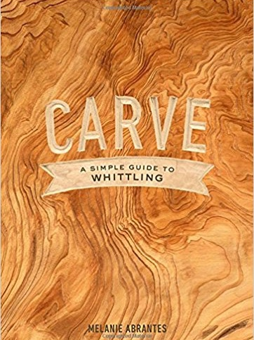 Put your phone down and do something new. Make it  whittling .