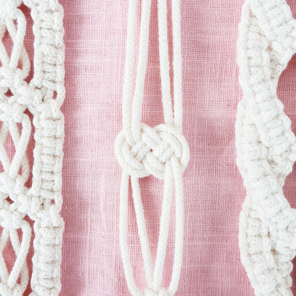 Don't DIY Macrame - Oh My Clumsy Heart is a jewellery brand based in this very city. They're about to launch a homewares collection, and their macrame plant hangers will be out at the end of this month. Wall hangings are available from early 2018, so definitely keep eyes peeled.