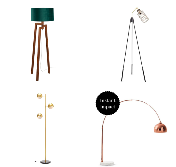Issue 81 - Luxe lighting (for less than £150)