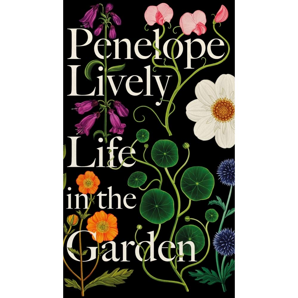 Penelope Lively   uses gardening and gardens in literature as a way to look back on her formative years