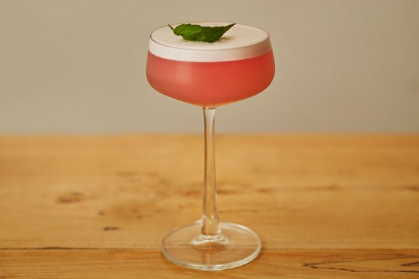 The Watermelon Sour by Seedlip - This drink is fresh, light and herbaceous. And a sweet reminder of summer nights when we're needing it most.