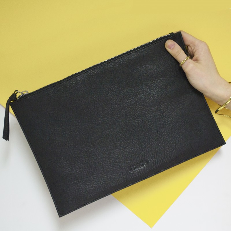 Jewellery Quarter-based  Made  supports sustainable employment, training and education. This   clutch (£55)   was made in their workhop in Kenya, as are their   jewels  .