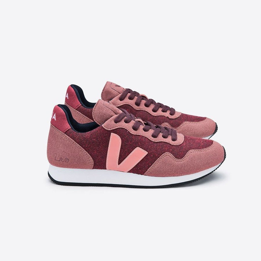 French brand  Veja  make eco-friendly   trainers (£99.95)   actually cool. They're free from toxic chemicals and other nasty stuff.