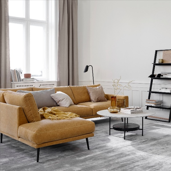 On the market for a made-to-order sofa? First of all, you're super fancy. Second, you can get 15% off at   BoConcept   over the weekend