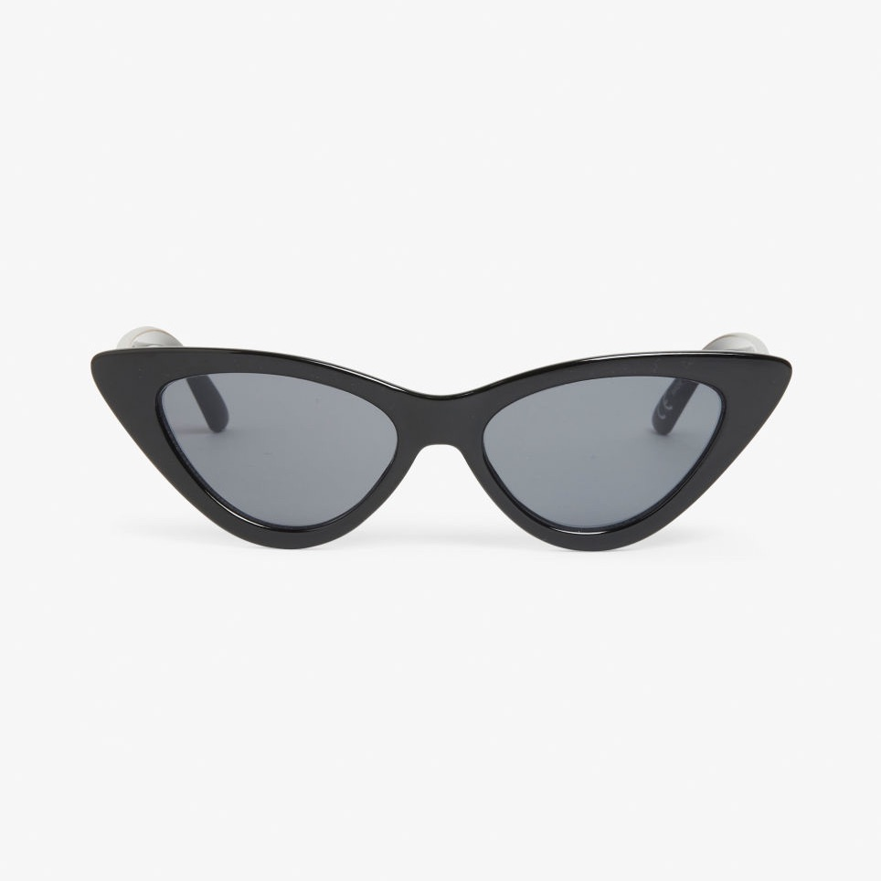 Make like all the celebs with these micro  Monki  cat-eye shades for £10