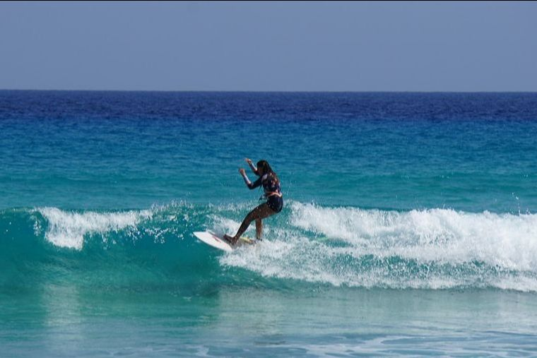 Best for surf spots:      Fuerteventura    The Canaries are known as the Hawaii of Europe and there are year round good waves to be found on Fuerteventura. Oh and it's literally named after its strong winds.   Get there with:     TUI    ,     Thomas Cook
