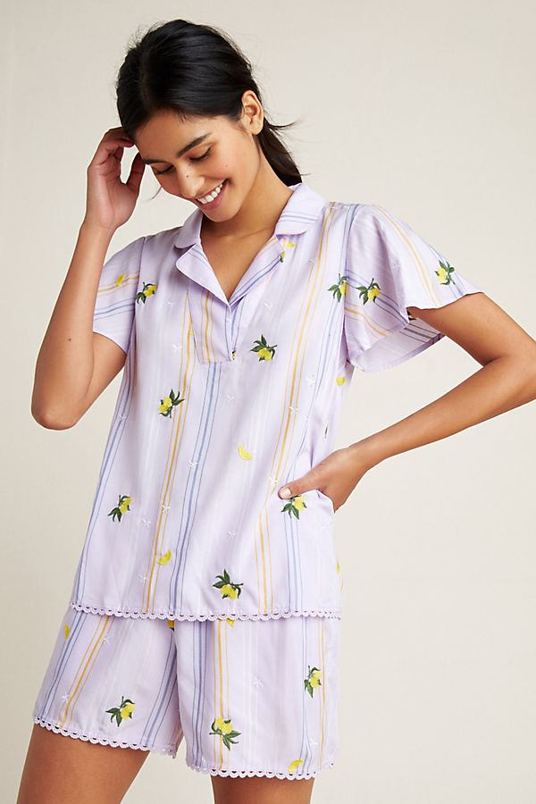 Obvs   PJs   in a breathable fabric, like cotton, are a no-brainer. For added cool, put them in the freezer (in a plastic bag) for 5 mins pre-bed