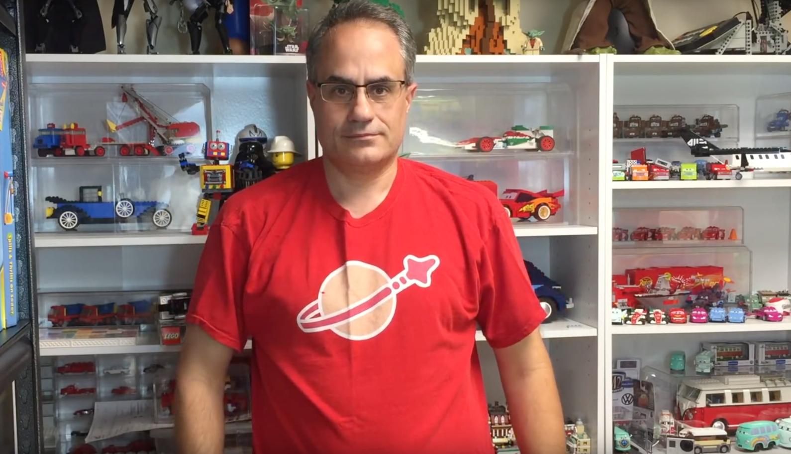 Joseph Olson - YouTube content creator.