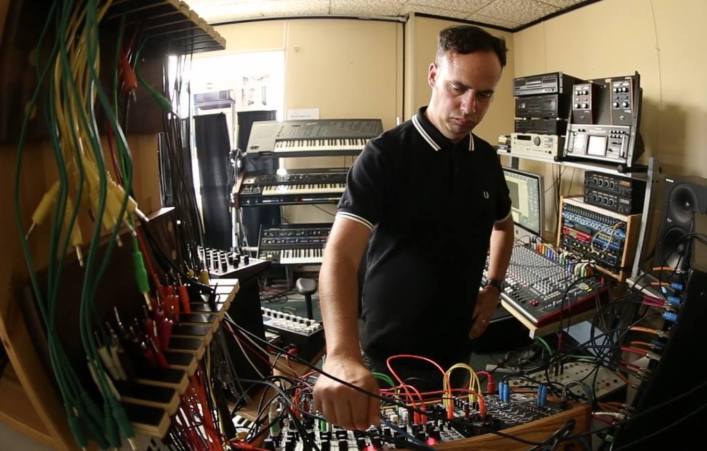 Jason Amm - Solvent -in the studio