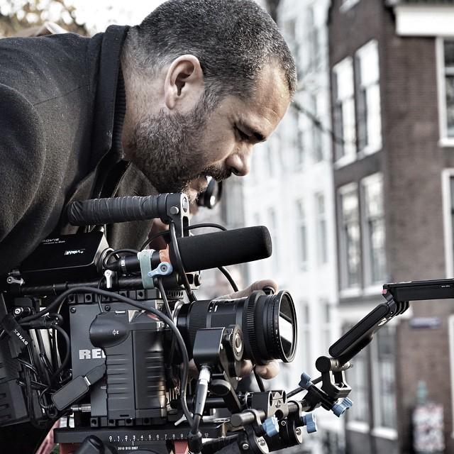 Director and Cinematographer Rick Delgado