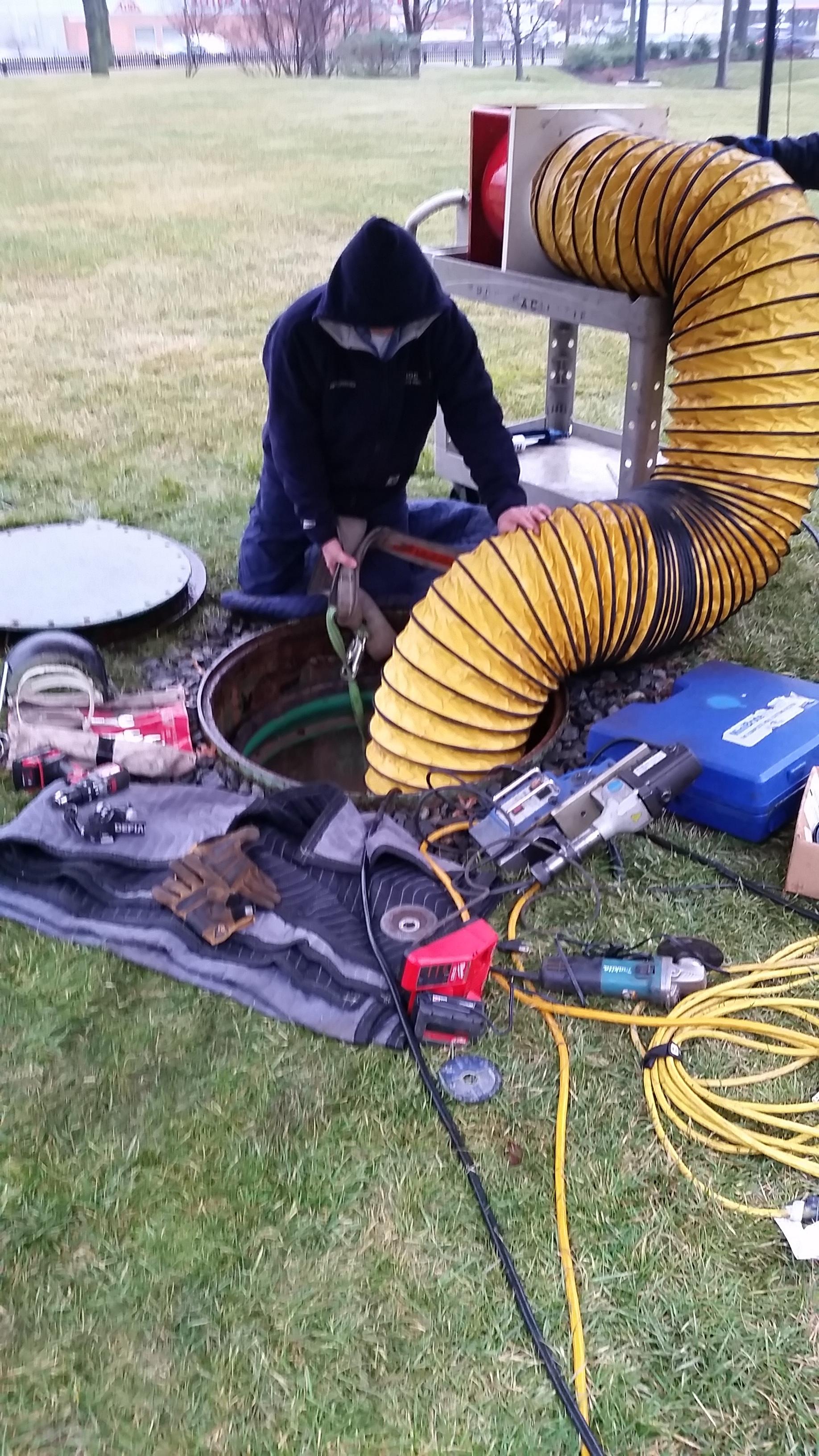 Diesel Tank Repairs
