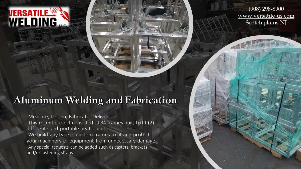 Versatile Welding, LLC