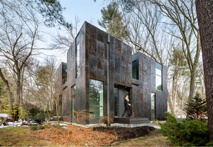 Copy of Merge Architects: Grow Box private home in Lexington, MA