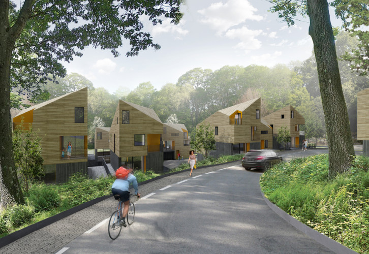 Copy of Merge Architects: Allandale Neighborhood in West Roxbury, MA, a national model for sustainability
