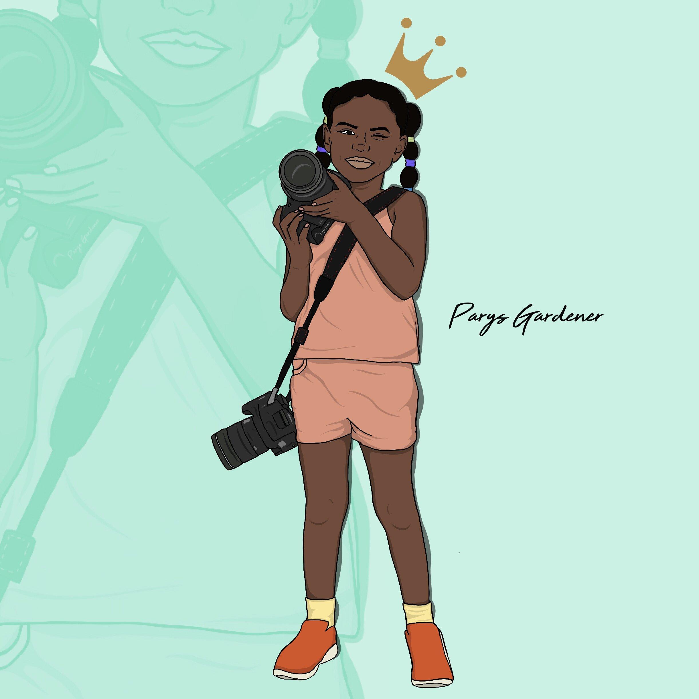 Parysgardenerart 2019 square girl with camera.jpg