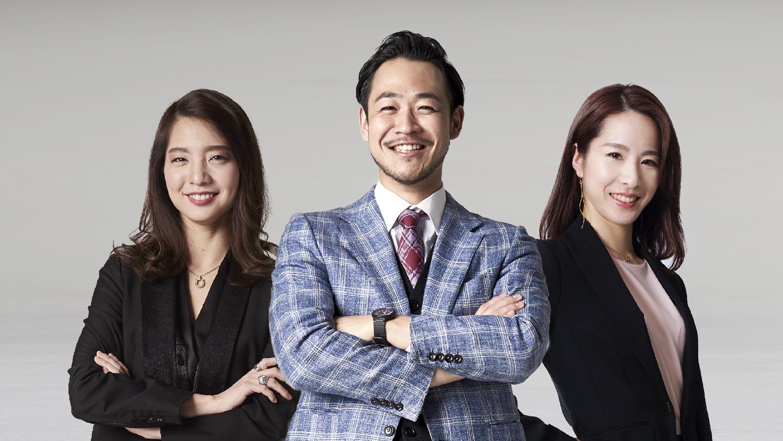 Point 02 - 育成パートナーはビジネスの最前線で活躍する経営陣が担当