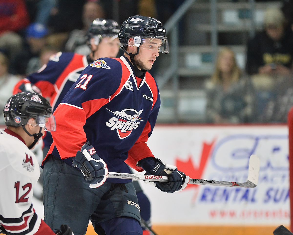 Logan Brown | Windsor Spitfires