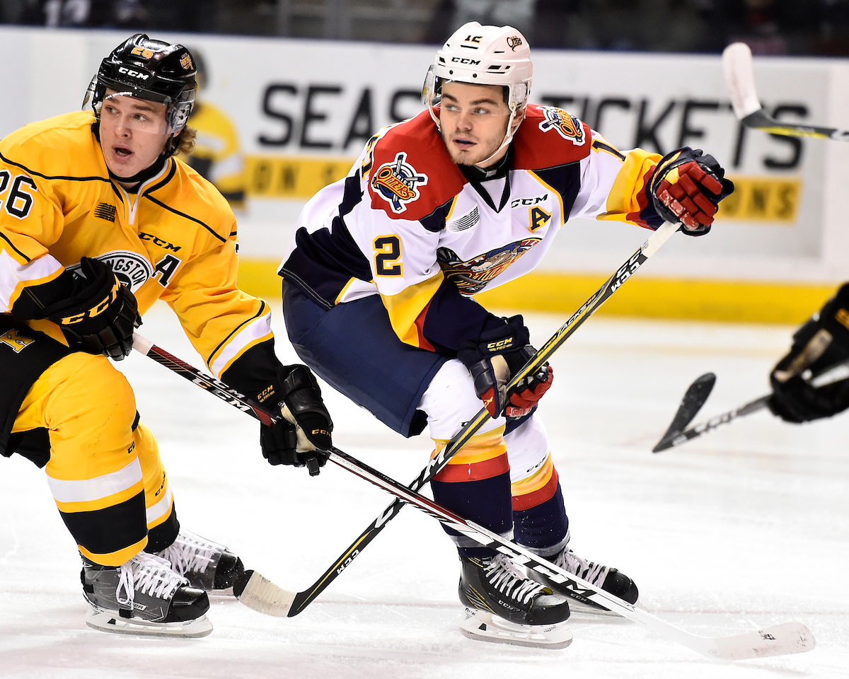 Alex DeBrincat   F Erie Otters