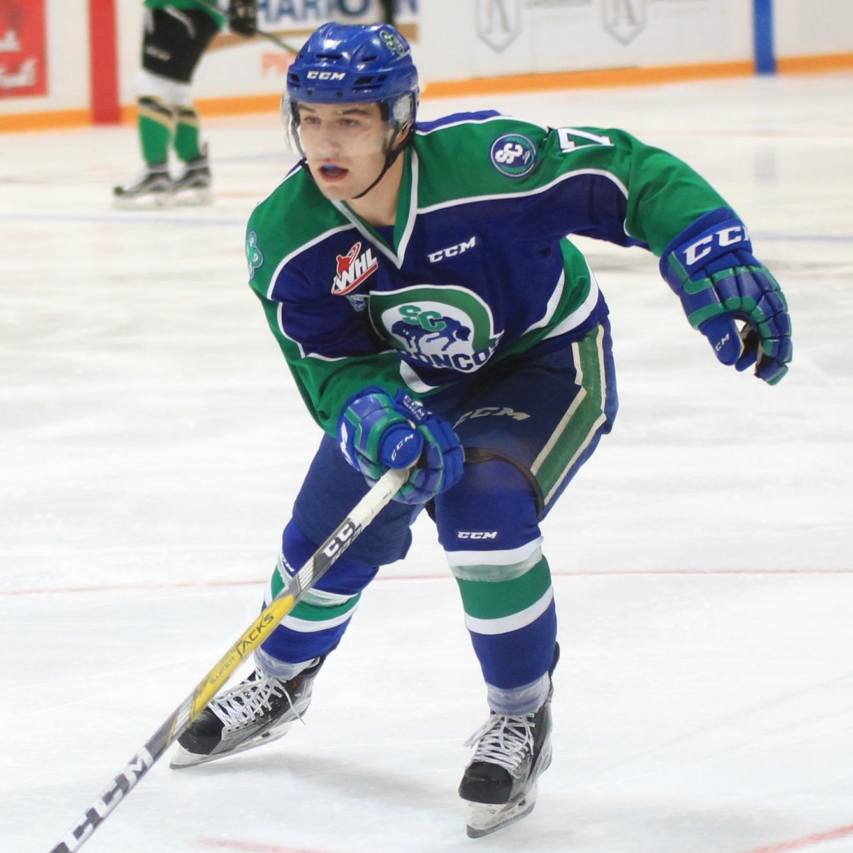 Tyler Steenbergen | Swift Current Broncos