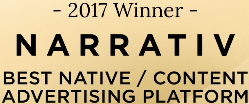 Narrativ - Digiday Winner.JPG