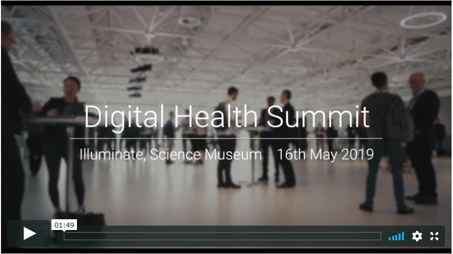 Talis Capital Digital Health Summit — Talis Capital