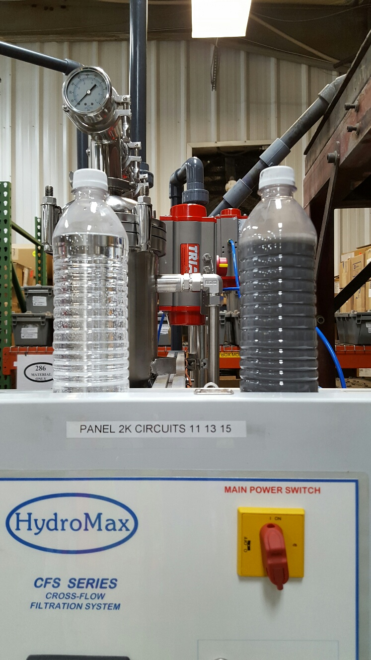 HydroMax Process & Waste Water Equipment Commercial and Industrial Application