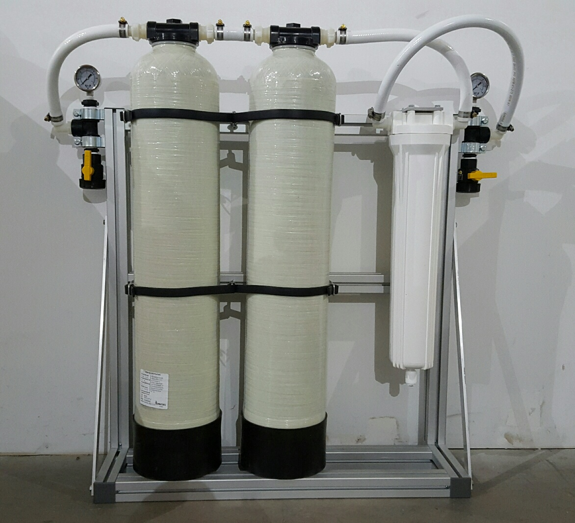 HydroMax Ultra Pure Water Equipment Commercial and Industrial Application