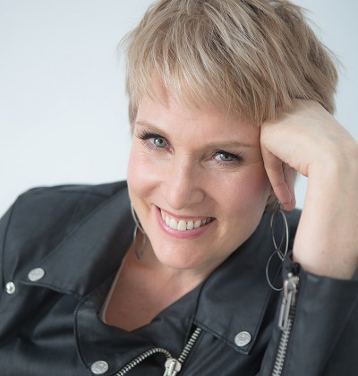 Katie McDonald, CEO/Founder, bnourished