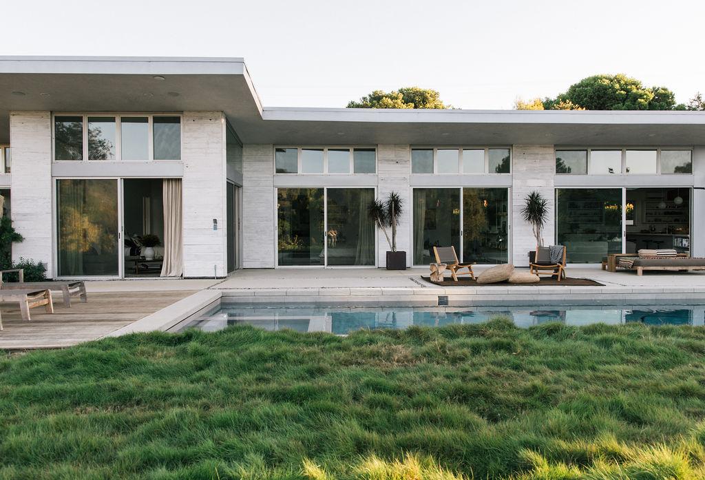 Malibu Farmhouse by Burdge & Associates Architects